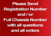 Please quote Reg or Chassis Number when ordering